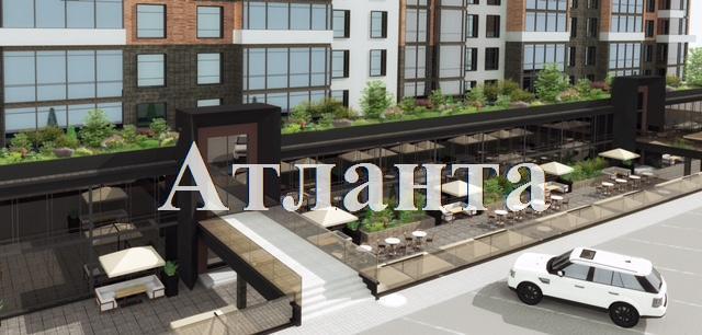 Продается 3-комнатная квартира в новострое на ул. Жм Дружный — 44 380 у.е. (фото №2)