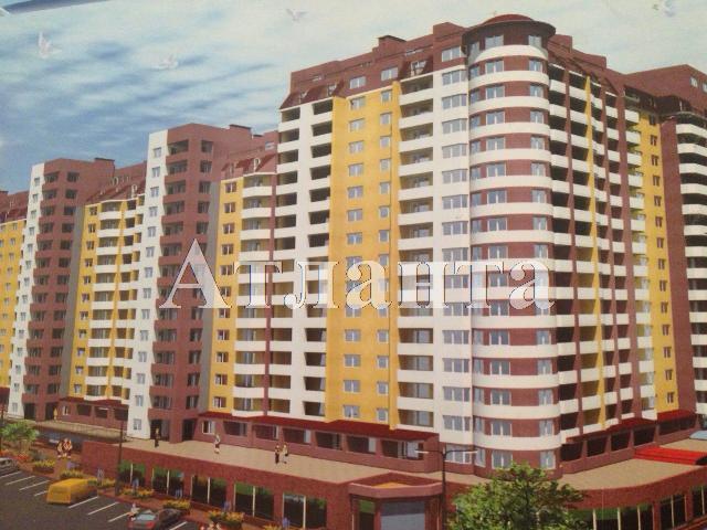 Продается 2-комнатная квартира в новострое на ул. Левитана — 45 500 у.е.
