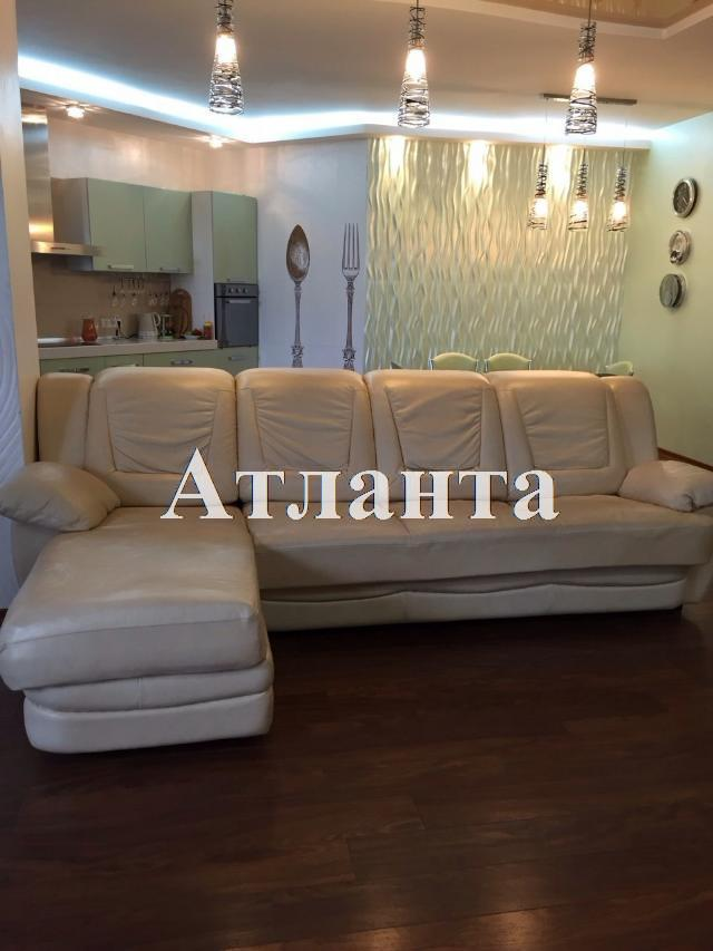 Продается 3-комнатная квартира в новострое на ул. Среднефонтанская — 160 000 у.е. (фото №8)