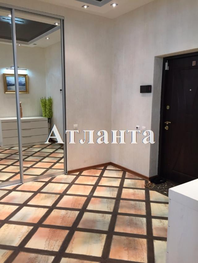 Продается 3-комнатная квартира в новострое на ул. Среднефонтанская — 170 000 у.е. (фото №11)