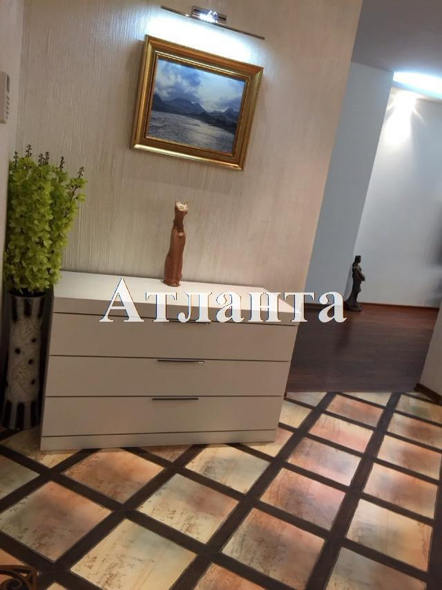 Продается 3-комнатная квартира в новострое на ул. Среднефонтанская — 160 000 у.е. (фото №14)