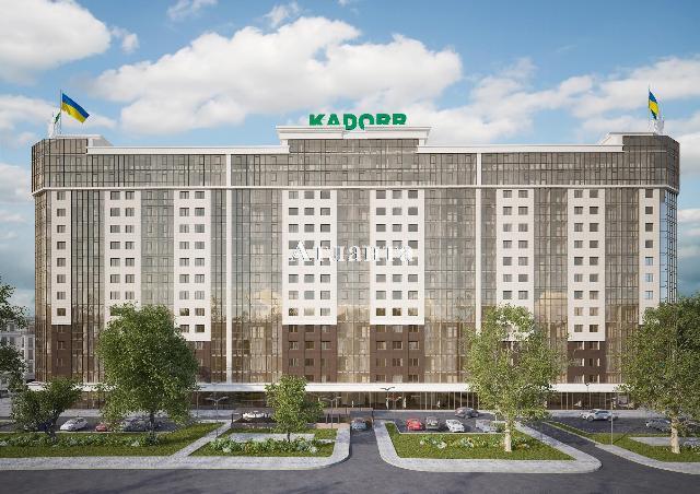 Продается 2-комнатная квартира в новострое на ул. Фонтанская Дор. — 68 380 у.е.
