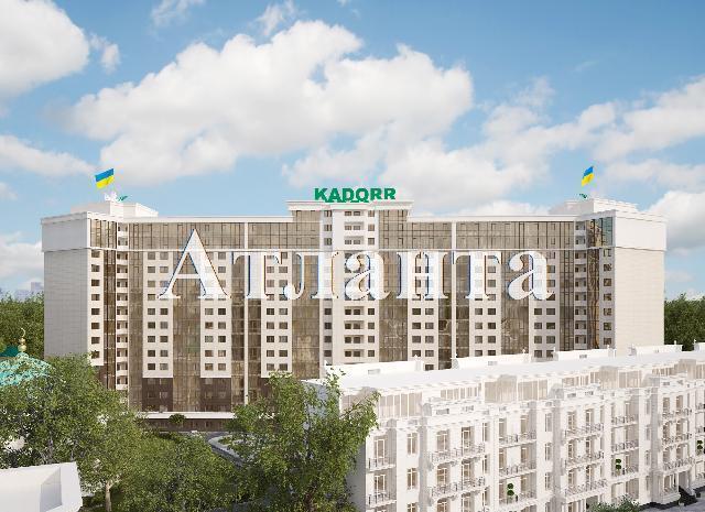 Продается 2-комнатная квартира в новострое на ул. Фонтанская Дор. — 67 120 у.е. (фото №4)