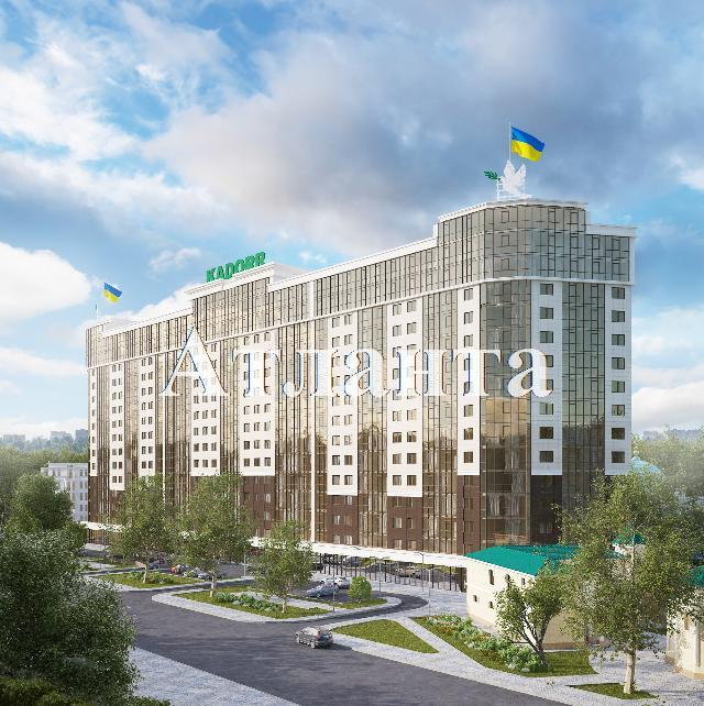 Продается 2-комнатная квартира в новострое на ул. Фонтанская Дор. — 56 040 у.е. (фото №2)