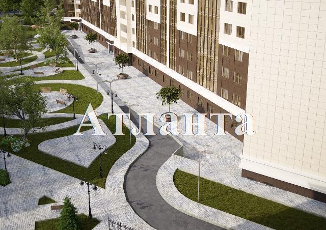 Продается 2-комнатная квартира в новострое на ул. Фонтанская Дор. — 56 040 у.е. (фото №3)