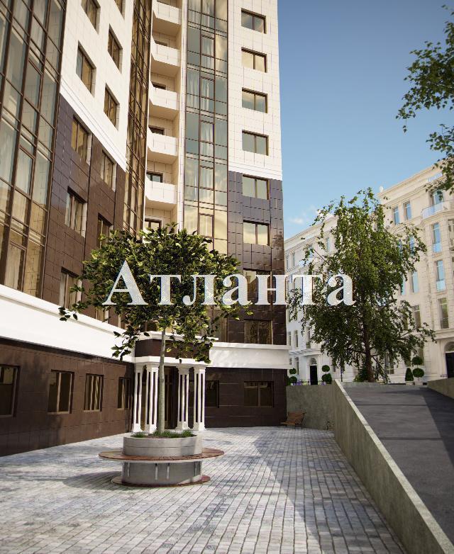 Продается 2-комнатная квартира в новострое на ул. Фонтанская Дор. — 67 880 у.е. (фото №2)
