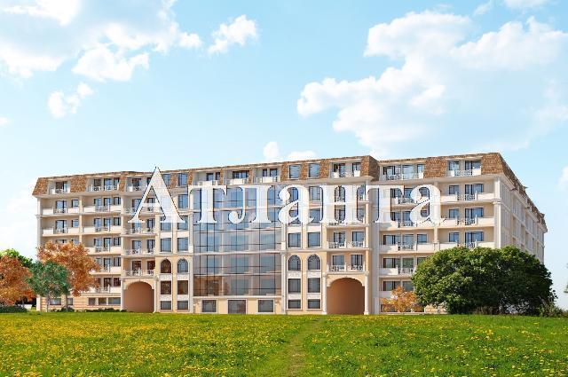 Продается 2-комнатная квартира в новострое на ул. Дача Ковалевского — 52 730 у.е.