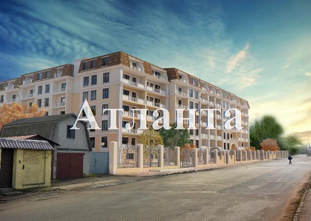 Продается 1-комнатная квартира в новострое на ул. Дача Ковалевского — 41 540 у.е. (фото №3)