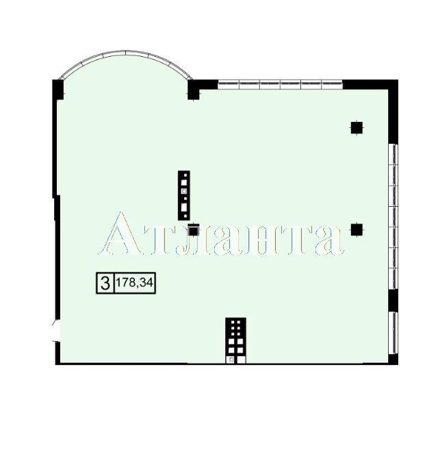 Продается 3-комнатная квартира в новострое на ул. Генуэзская — 169 420 у.е.