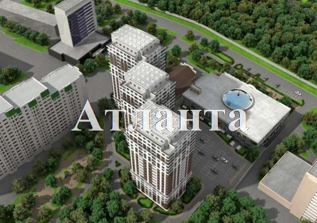 Продается 1-комнатная квартира в новострое на ул. Генуэзская — 70 560 у.е. (фото №4)