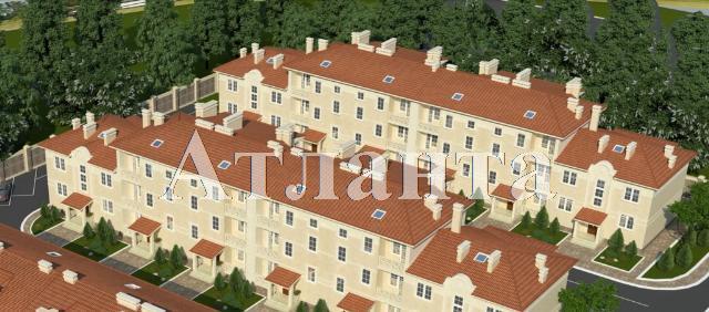 Продается 2-комнатная квартира в новострое на ул. Парковая — 47 250 у.е.