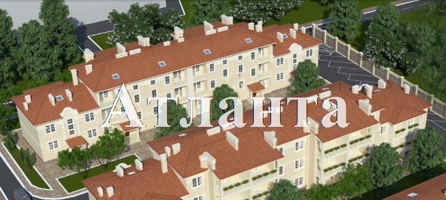 Продается 2-комнатная квартира в новострое на ул. Парковая — 47 250 у.е. (фото №3)