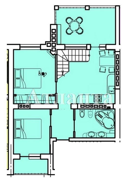 Продается 2-комнатная квартира в новострое на ул. Парковая — 47 250 у.е. (фото №4)