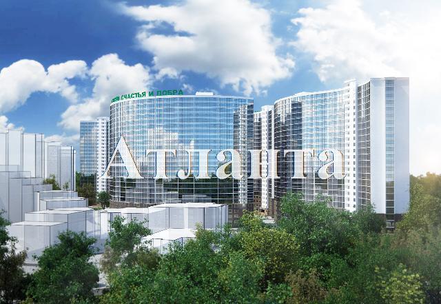 Продается 1-комнатная квартира в новострое на ул. Каманина — 35 610 у.е. (фото №4)