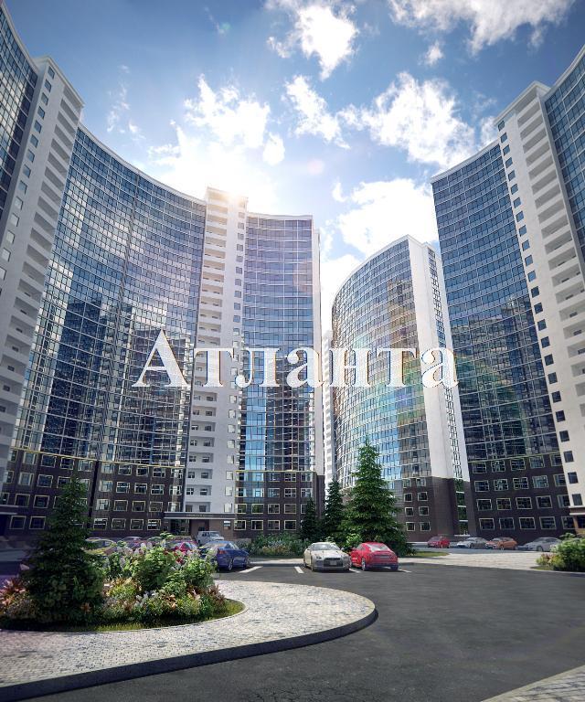 Продается 1-комнатная квартира в новострое на ул. Каманина — 37 220 у.е. (фото №2)