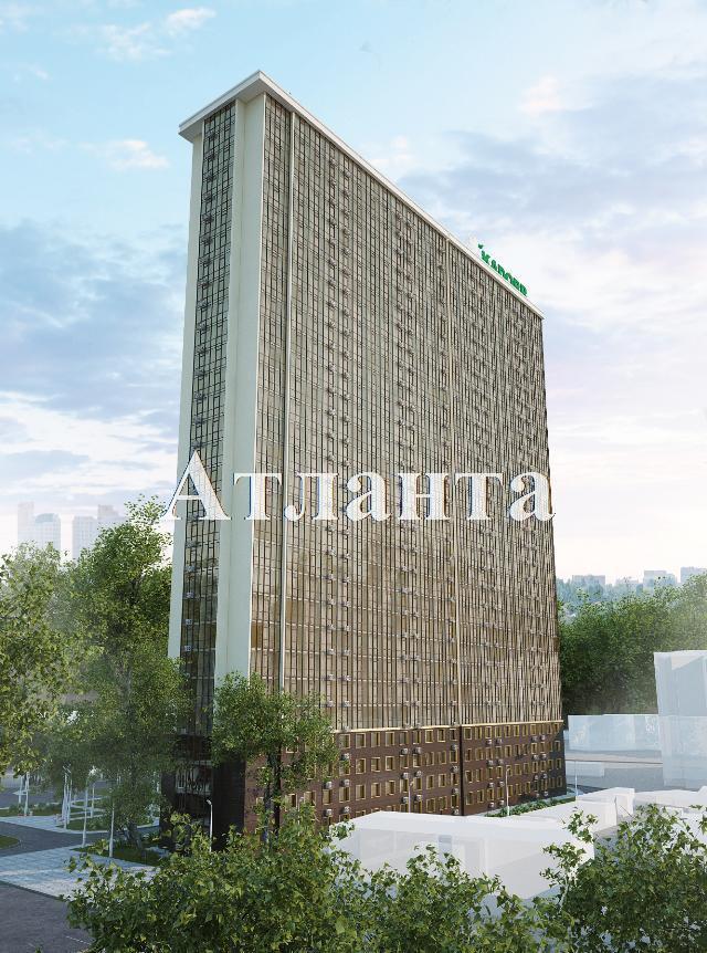 Продается 3-комнатная квартира в новострое на ул. Бассейная — 42 480 у.е. (фото №2)