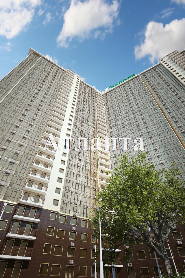 Продается 2-комнатная квартира в новострое на ул. Бассейная — 35 330 у.е. (фото №3)