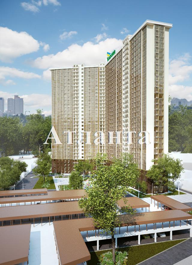 Продается 2-комнатная квартира в новострое на ул. Бассейная — 35 330 у.е. (фото №4)