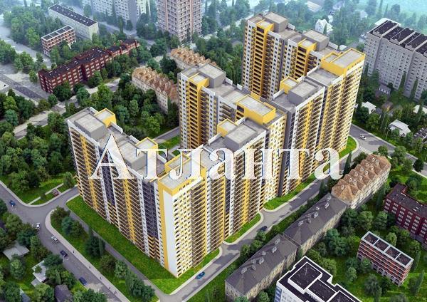 Продается 2-комнатная квартира в новострое на ул. Михайловская — 37 400 у.е.