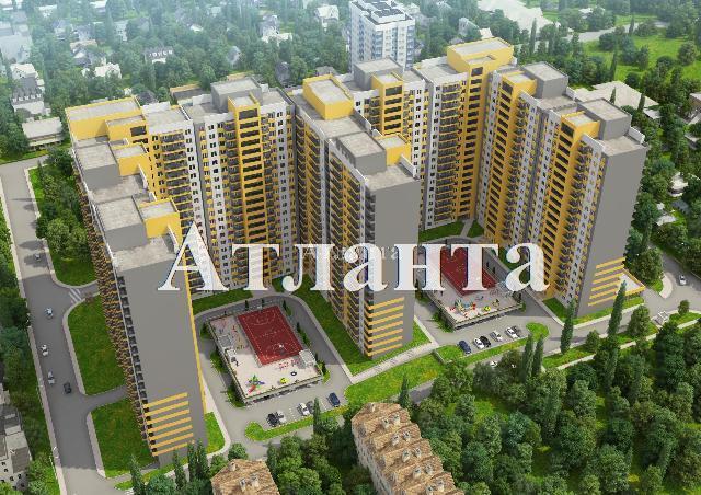 Продается 2-комнатная квартира в новострое на ул. Михайловская — 37 400 у.е. (фото №3)