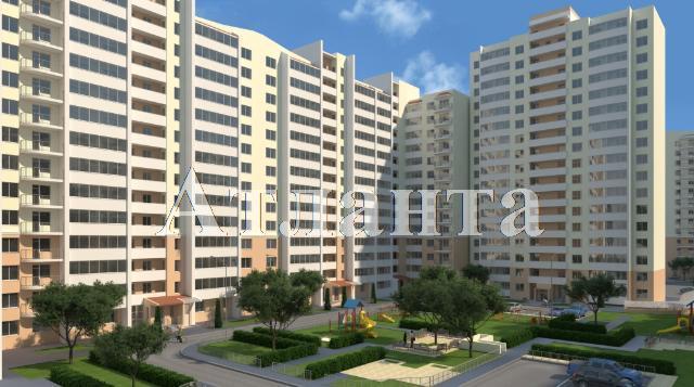 Продается 1-комнатная квартира в новострое на ул. Костанди — 75 000 у.е. (фото №2)