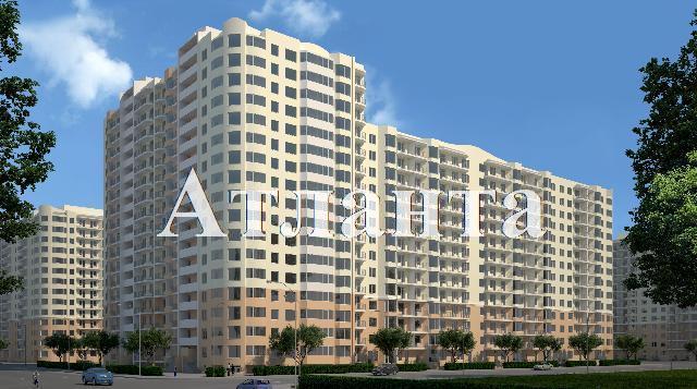 Продается 1-комнатная квартира в новострое на ул. Костанди — 62 000 у.е. (фото №3)