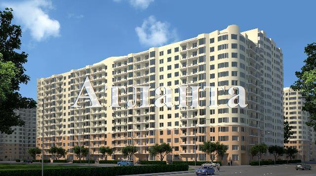 Продается 1-комнатная квартира в новострое на ул. Костанди — 80 000 у.е. (фото №3)