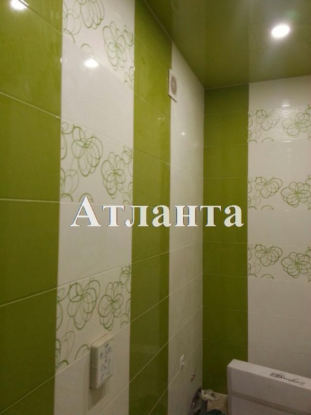 Продается 1-комнатная квартира в новострое на ул. Дача Ковалевского — 63 000 у.е. (фото №3)