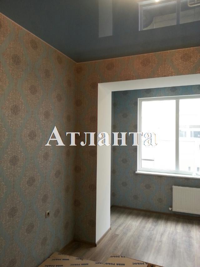Продается 1-комнатная квартира в новострое на ул. Дача Ковалевского — 63 000 у.е. (фото №4)