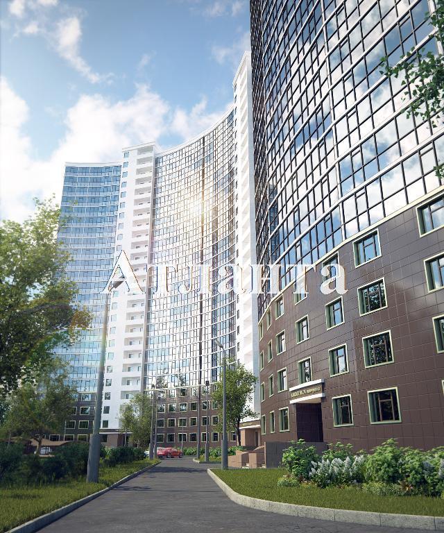 Продается 2-комнатная квартира в новострое на ул. Генуэзская — 60 030 у.е. (фото №3)