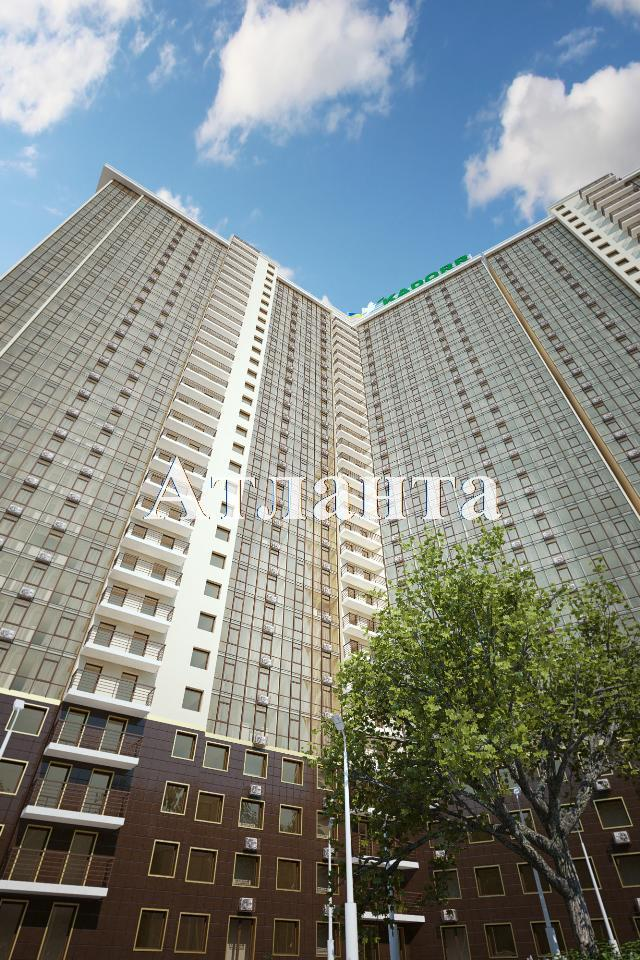 Продается 1-комнатная квартира в новострое на ул. Бассейная — 22 190 у.е. (фото №4)
