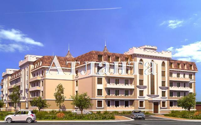Продается 1-комнатная квартира в новострое на ул. Массив 23/35 — 46 200 у.е. (фото №2)
