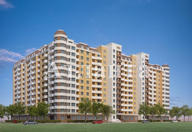 Продается 2-комнатная квартира в новострое на ул. Левитана — 44 000 у.е.