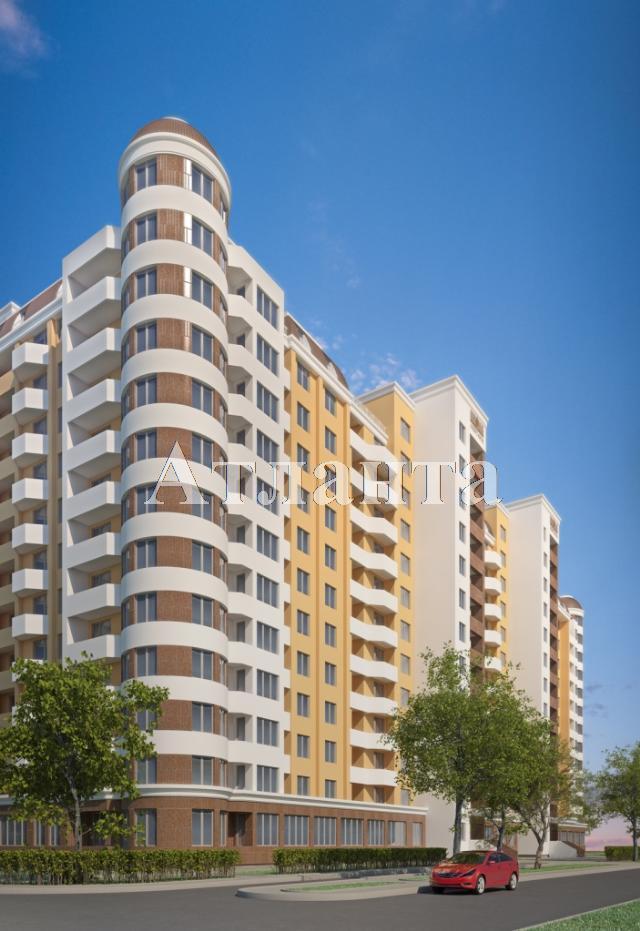 Продается 2-комнатная квартира в новострое на ул. Левитана — 44 000 у.е. (фото №2)