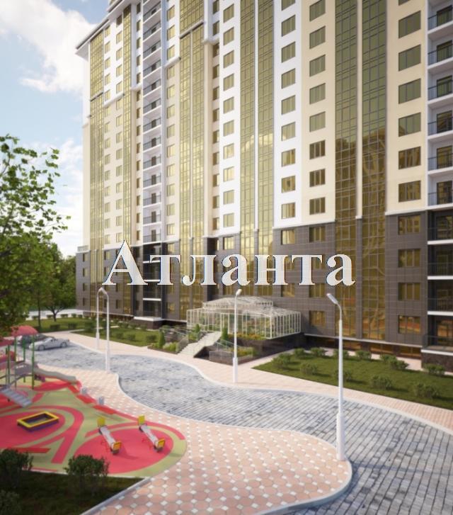 Продается 1-комнатная квартира в новострое на ул. Жемчужная — 33 000 у.е. (фото №2)