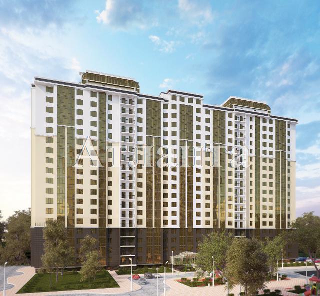Продается 1-комнатная квартира в новострое на ул. Жм Дружный — 33 000 у.е.