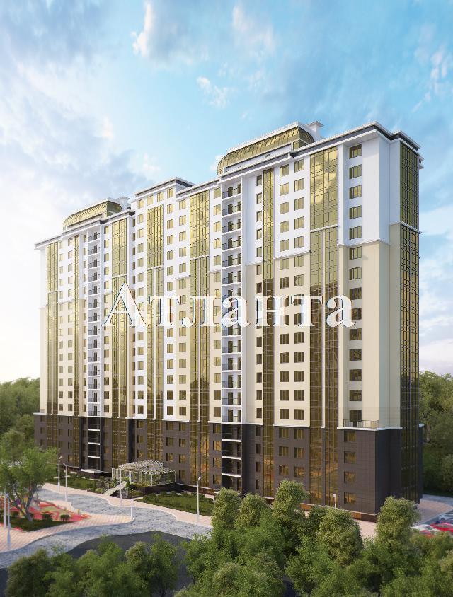 Продается 1-комнатная квартира в новострое на ул. Жм Дружный — 33 000 у.е. (фото №4)