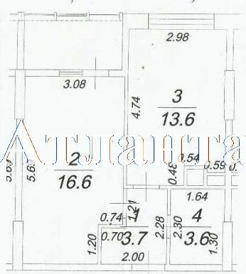 Продается 1-комнатная квартира в новострое на ул. Жм Дружный — 33 000 у.е. (фото №7)