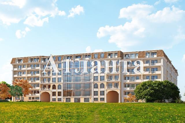 Продается 2-комнатная квартира в новострое на ул. Дача Ковалевского — 52 570 у.е.