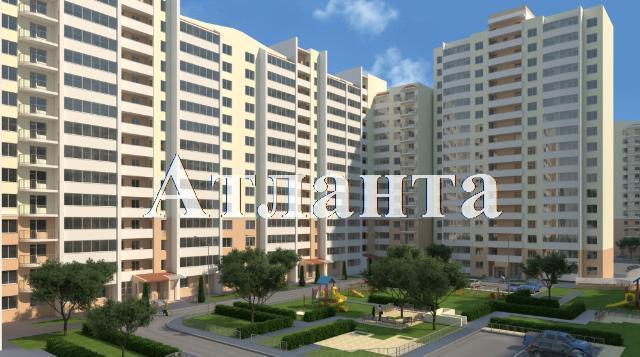 Продается 1-комнатная квартира в новострое на ул. Костанди — 29 510 у.е. (фото №3)