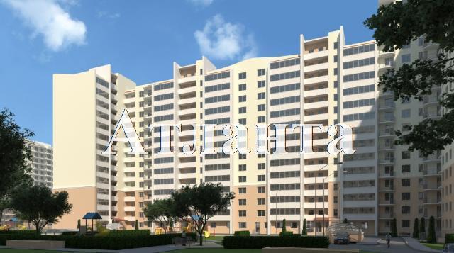 Продается 1-комнатная квартира в новострое на ул. Костанди — 29 510 у.е. (фото №4)