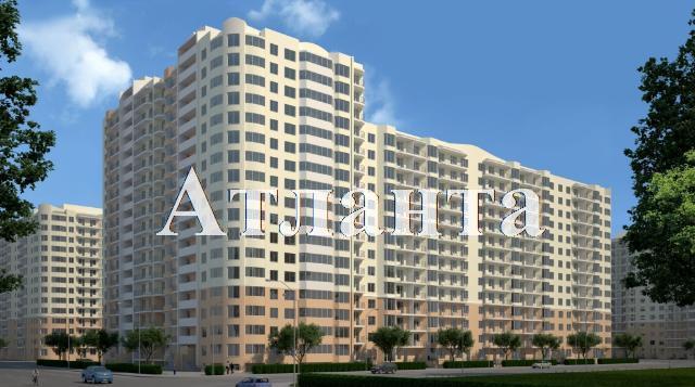 Продается 1-комнатная квартира в новострое на ул. Костанди — 43 560 у.е. (фото №2)
