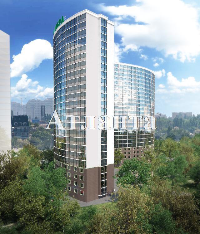 Продается 2-комнатная квартира в новострое на ул. Генуэзская — 53 600 у.е.