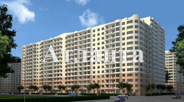 Продается 3-комнатная квартира в новострое на ул. Костанди — 103 000 у.е. (фото №2)