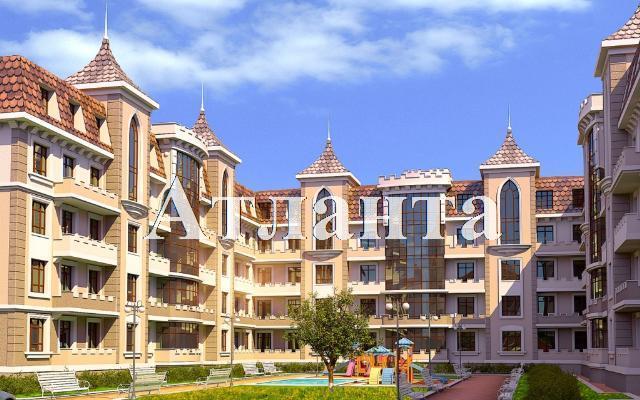Продается 1-комнатная квартира в новострое на ул. Массив 23/35 — 35 510 у.е.