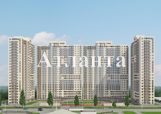 Продается 2-комнатная квартира в новострое на ул. Люстдорфская Дорога — 65 620 у.е. (фото №3)