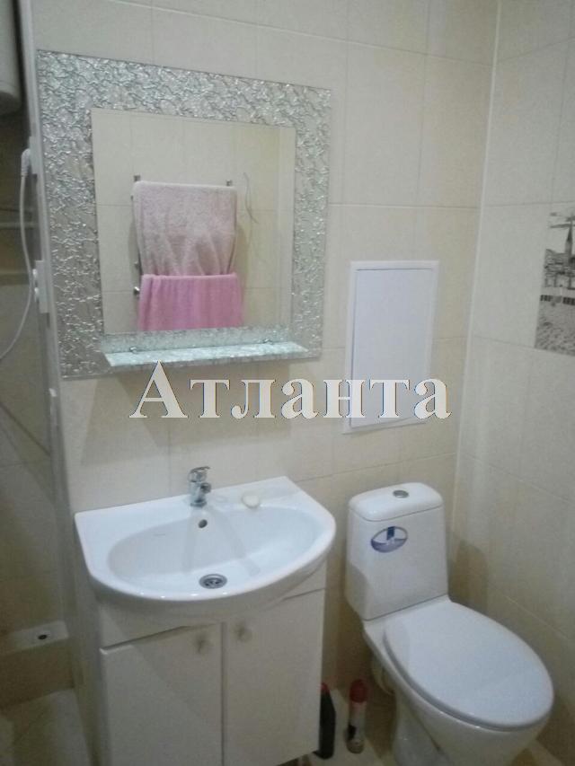 Продается 1-комнатная квартира в новострое на ул. Жемчужная — 46 000 у.е. (фото №14)