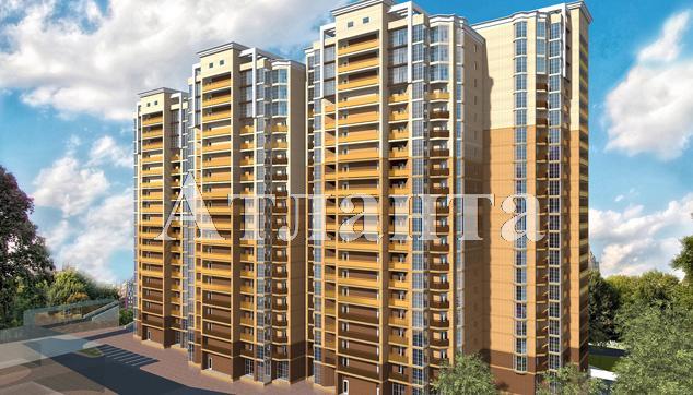 Продается 2-комнатная квартира в новострое на ул. Балковская — 39 960 у.е. (фото №2)