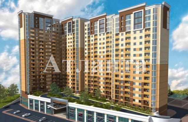 Продается 1-комнатная квартира в новострое на ул. Балковская — 30 030 у.е.