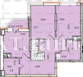 Продается 3-комнатная квартира в новострое на ул. Балковская — 55 390 у.е. (фото №4)